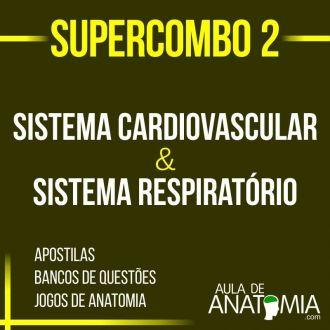 Supercombo 2 - Sistema Cardiovascular & Sistema Respiratório