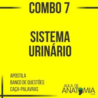 Combo 7 - Sistema Urinário
